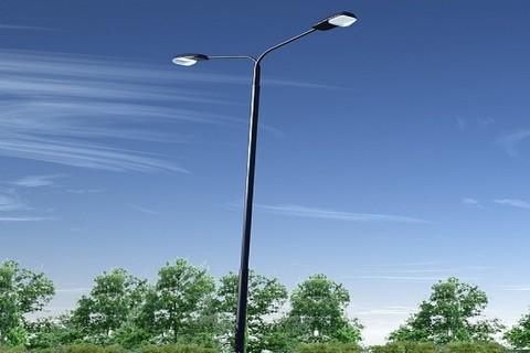 Светодиодное уличное освещение 100вт